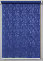 Рулонная штора Лазурь Синий, фото 1