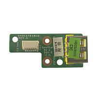 Плата USB Lenovo ThinkPad Edge 14, 15, E40, E50 DAGC5TB18C0 Rev:C БУ