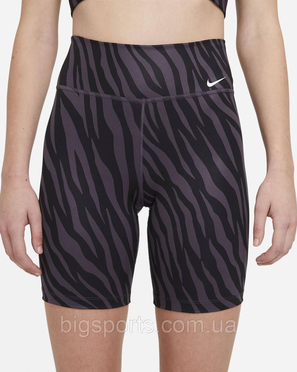 Шорты жен. Nike W One 7 Aop Icnclsh Sh (арт. CZ9207-573)