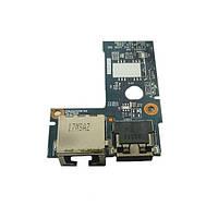 Плата USB, LAN Lenovo IdeaPad B570, B575, V570, Z570, Z575 LA57 RJ45_USB BD 10886-2M 48.4IH06.01M БУ