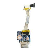 Плата VGA HP Compaq 210 G1, 215 G1, Pavilion 11-e ZKT11 LS-A523P (со шлейфом) БУ