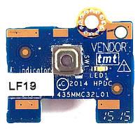 Плата кнопки включения HP ProBook 440 G2, 445 G2, 450 G2, 455 G2, 470 G2 ZPL40/ZPL45 LS-B181P БУ