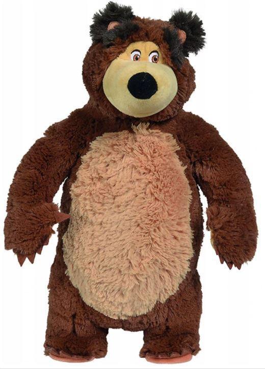 Ведмідь з мультфільму Маша і Ведмідь Simba 9301083