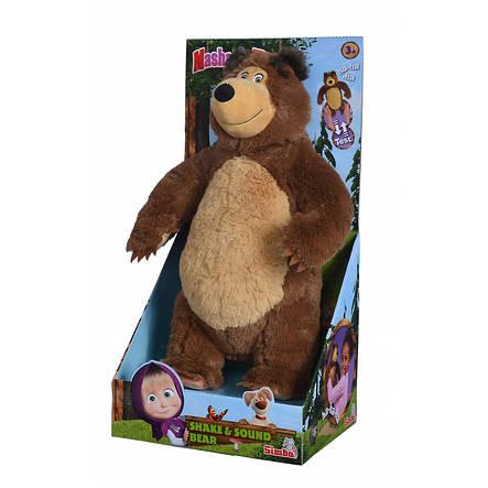 Медведь из мультика Маша и Медведь Simba 9301083, фото 2