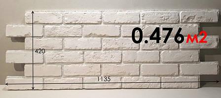 3д панель Старый кирпич, фото 2