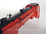 Кузов (корпус) модели паровоза серии 10 001  в металле / Märklin, масштаба 1:87,H0, фото 2