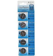 Набір літієвих батарей Sun King Cr2032 (3v), 5шт