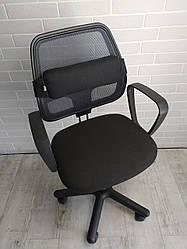 Підтримка спини і попереку EKKOSEAT для офісного та комп'ютерного крісла. Ортопедична. Універсальна.