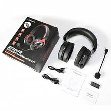 Игровые Наушники Tronsmart Shadow Gaming Headset Black