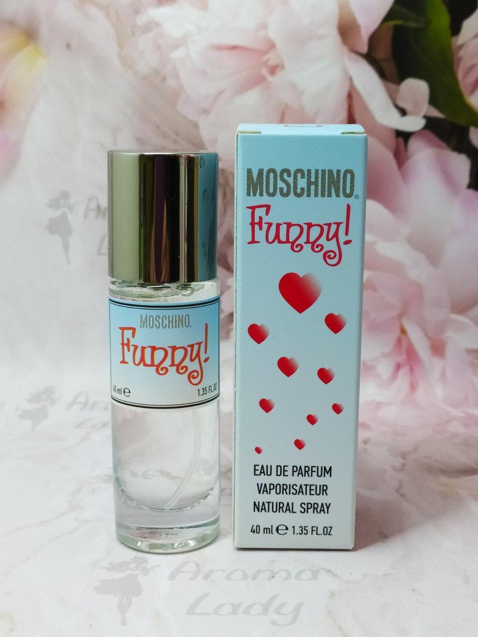 Женский мини парфюм Moschino Funny (Москино Фанни) 40 мл