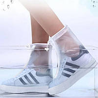 Чехлы на обувь от дождя и грязи 2Life (30454) Белые