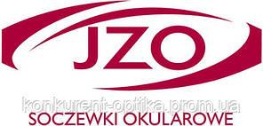 Линзы стекло (минеральное) Польша JZO с антибликовые  покрытием