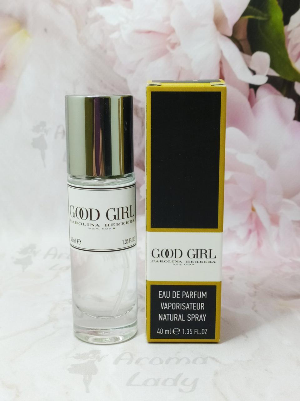 Женский мини парфюм Carolina Herrera Good Girl (Гуд Герл) 40 мл