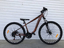 Горный велосипед 26 дюймов 15 рама TopRider SHIMANO 550 модель