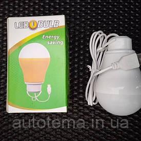 LED USB лампочка
