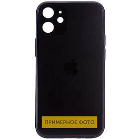 "TPU+Glass чехол GLOSSY Logo Full camera для Apple iPhone 7 plus / 8 plus (5.5"")"