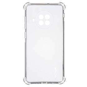 TPU чехол GETMAN Ease logo кути посилені для Xiaomi Mi 10T Lite / Redmi Note 9 Pro 5G