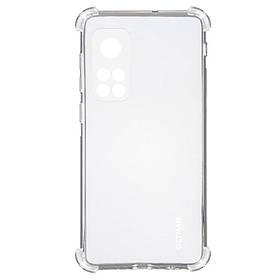 TPU чехол GETMAN Ease logo усиленные углы для Xiaomi Mi 10T / Mi 10T Pro