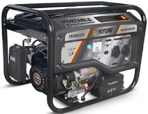 Бензиновий генератор YOTUMI YM2900DX ручний старт