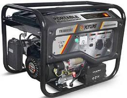 Бензиновый генератор YOTUMI YM2900DX ручной старт