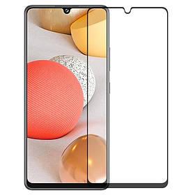 Захисне скло XD+ (full glue) (тех. пак) для Samsung Galaxy A42 5G