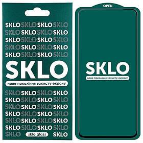 Захисне скло SKLO 5D (full glue) для Xiaomi Mi 10T Lite/Note 9 Pro 5G/K30 Pro/Poco F2 Pro/Mi 10i