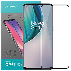 Захисне скло Nillkin (CP+PRO) для OnePlus Nord N10 5G