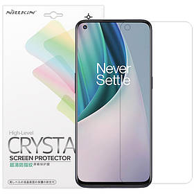 Захисна плівка Nillkin Crystal для OnePlus Nord N10 5G