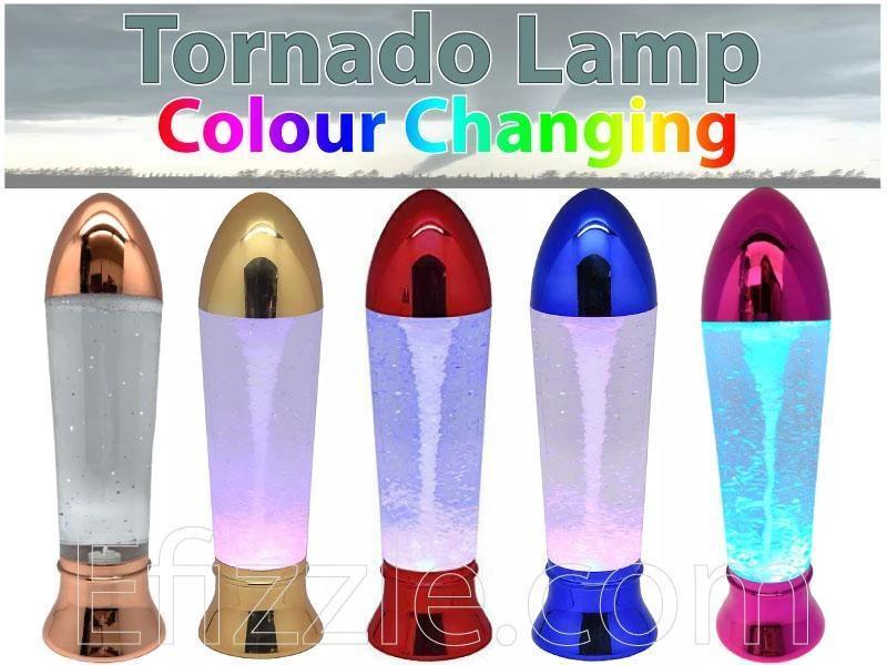 Лампа светильник Тернадо 27см