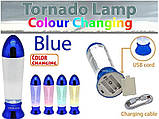 Лампа светильник Тернадо 27см, фото 7