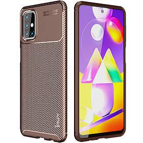 TPU чехол iPaky Kaisy Series для Samsung Galaxy M31s