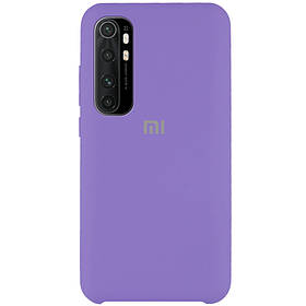 Чохол Silicone Cover (AAA) для Xiaomi Mi Note 10 Lite