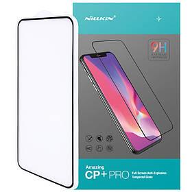 Захисне скло Nillkin (CP+PRO) для Xiaomi Redmi K30 / Poco X3 NFC / Poco X3 / Mi 10T / Mi 10T Pro