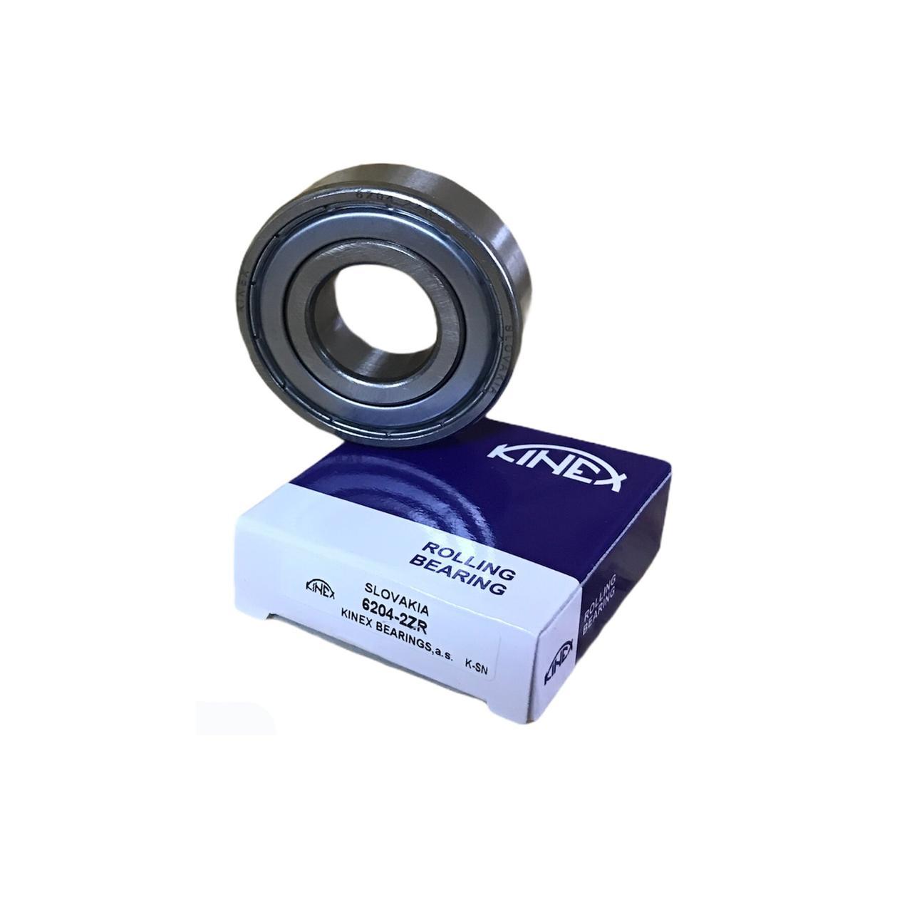 Подшипник KINEX 80204 (6204-2ZR)