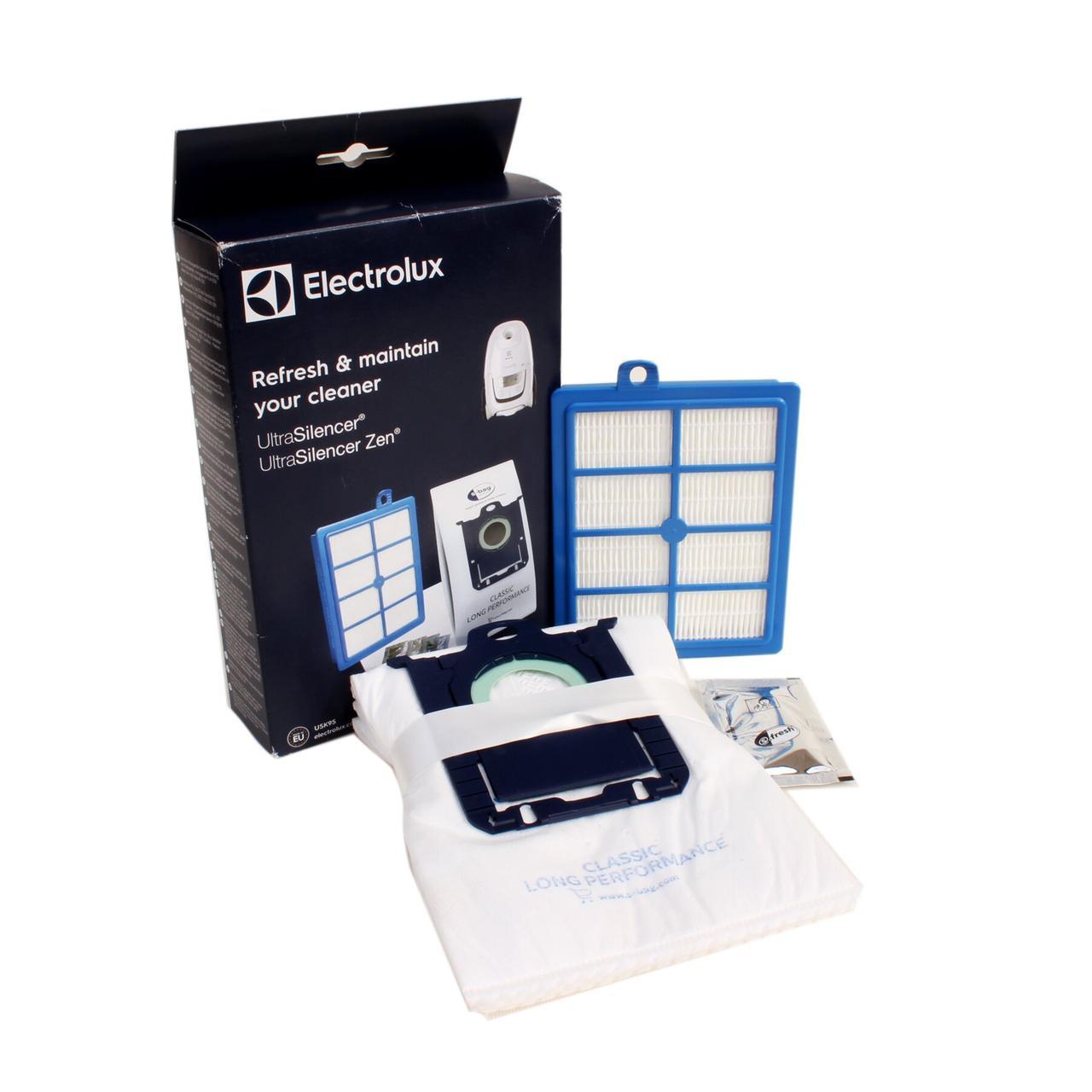 Стартовый набор Electrolux USK9S для пылесоса Electrolux UltraSilencer 9009229700