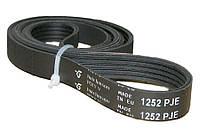 Ремень Hutchinson 1252 J5 для стиральной машины Bosch 00439491
