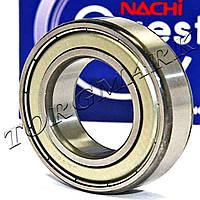 Подшипник радиальный закрытый  Nacni 6207