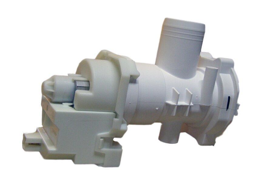 Насос (помпа) KEBS108/019ACL з фільтром для Hotpoint-Ariston C00309709