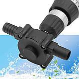 Насос на дриль для перекачування палива REWOLT SL015, фото 4