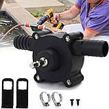 Насос на дриль для перекачування палива REWOLT SL015, фото 2