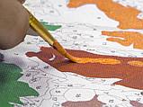 Картина по номерам Отдых в тени, 40x50 Идейка (КНО4717), фото 8