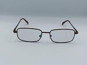 Очки для зрения +2.0 DP 60 стекло с антибликовым покрытием