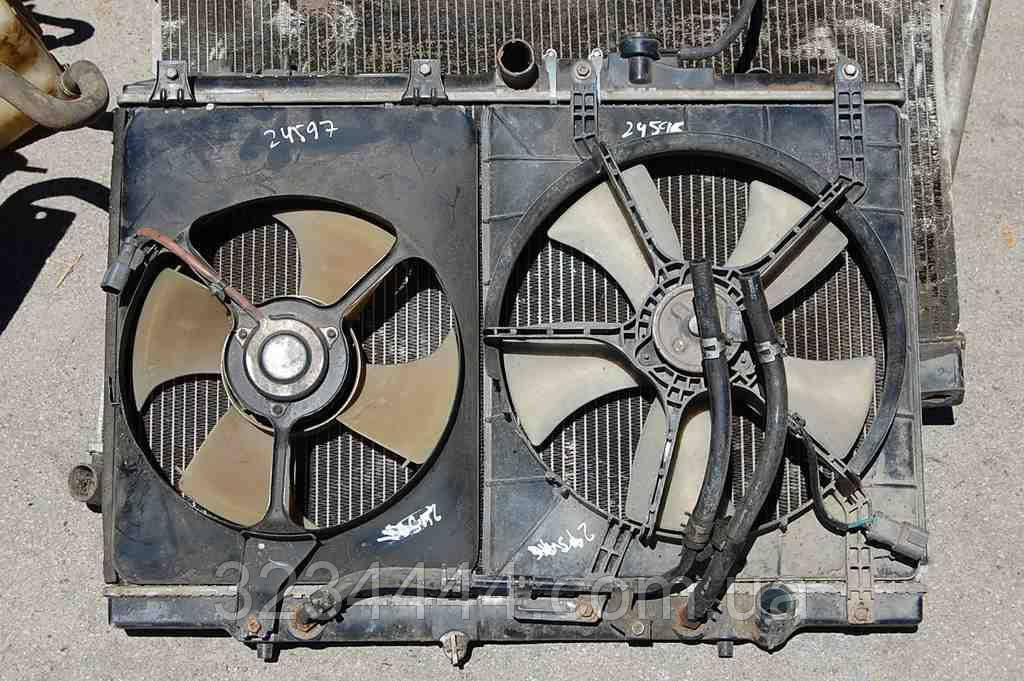 Дифузор радіатора охолодження HONDA SHUTTLE 95-99
