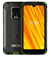 Противоударный Смартфон Doogee S59 Pro (green) 4/128 Гб - ОРИГИНАЛ - гарантия!