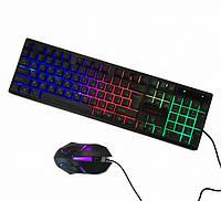 Клавиатура Keyboard HK-6300TZ с мышкой 179322