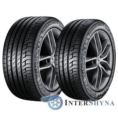 Шины летние 255/55 R19 111V XL FR Continental PremiumContact 6