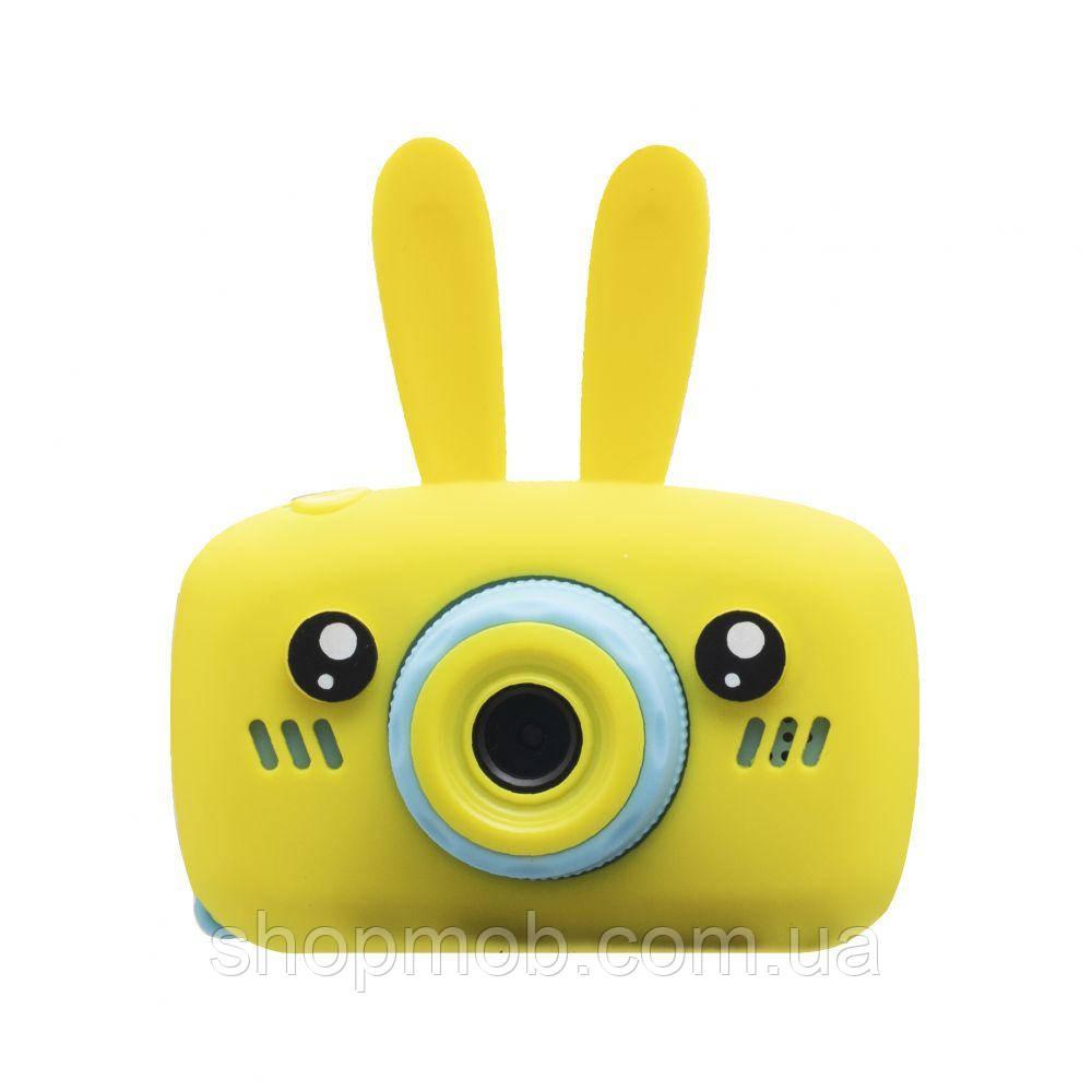 Детская камера T15 Зайчик Цвет Жёлтый