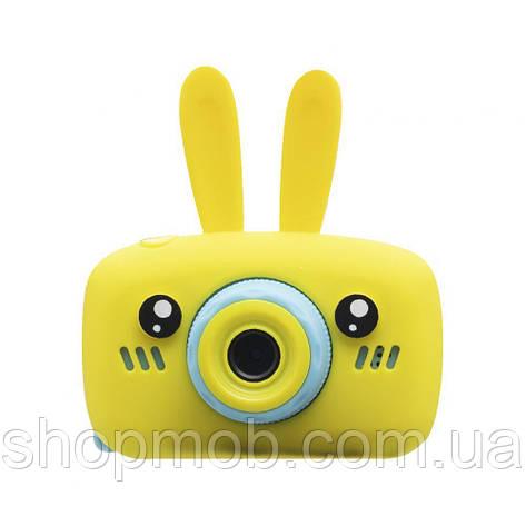 Детская камера T15 Зайчик Цвет Жёлтый, фото 2