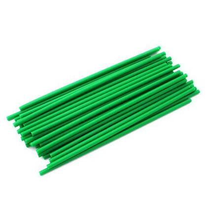 Палочки для кейк-попсов зеленые