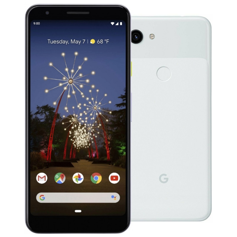 Смартфон Google Pixel 3a XL 4/64GB Clearly White 1 міс. US